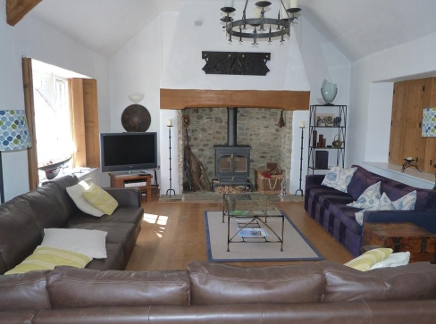 Stepps Cross 4 - Holiday Cottage Devon