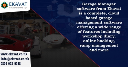 MOT - Garage Management Software