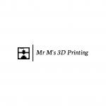 Mr M's 3D Printing