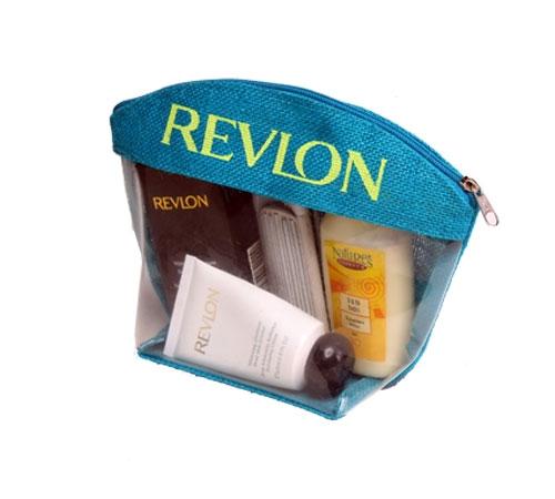 Promotional Jute Cosmetic Bag