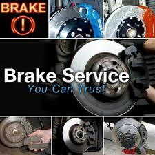Brake Services - Brake Discs, Pad Repair,Replacement Reading