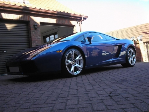 Lamborghini Gallardo after our Enrichment detail