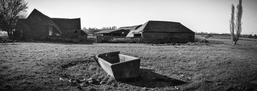 Warwickshire Cow Trough