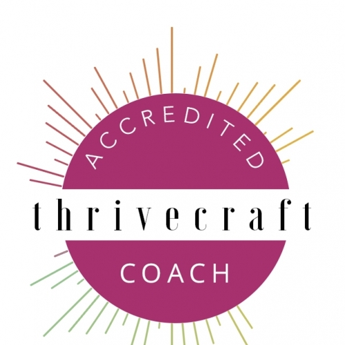 Thrivecraft accredited Life Coaching