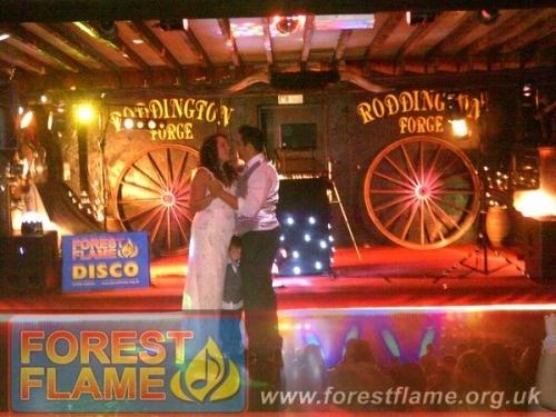Wedding at Roddington Forge