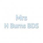 Mrs H Burns BDS