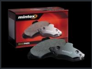 Vast range of Mintex pads available from stock.