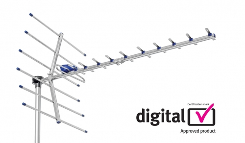 TV Aerials and Satellite Systems