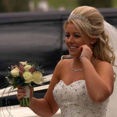 Scotlands best wedding florist