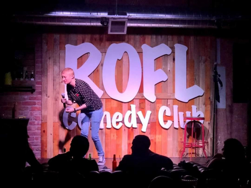 Four comedians, all headline acts - every Friday and Saturday