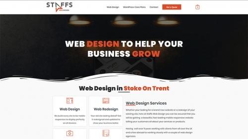 Web Designer In Stoke On Trent