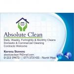 Absolute Clean NW Ltd