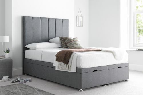 Love Sleep Willow Divan Ottoman Bed