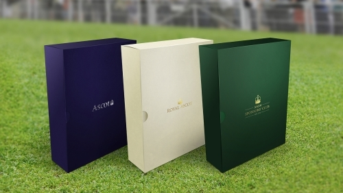 Ascot packaging