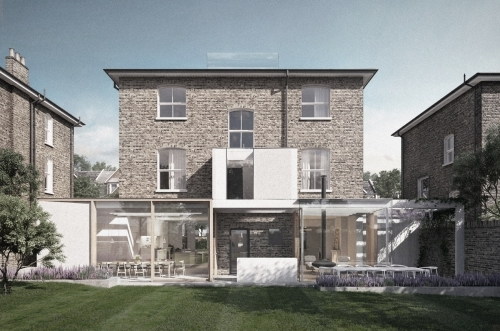 Dartmouth Park House Extension