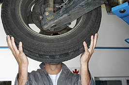 New Tyres Didcot