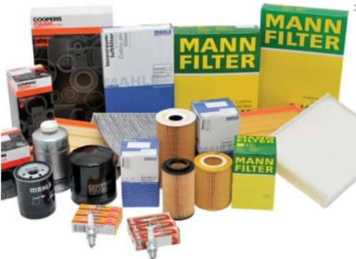 Vast selection of service parts in stock or available same day.
