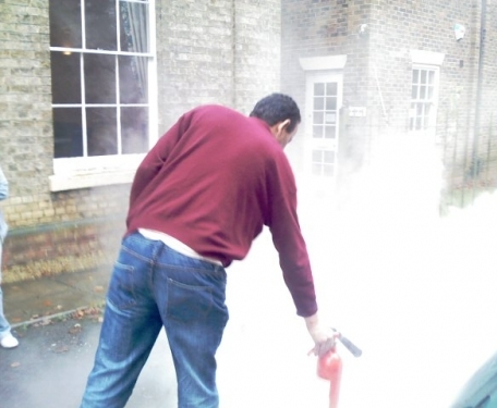 Fire Safety in Rugby