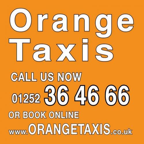 farnham local taxi service
