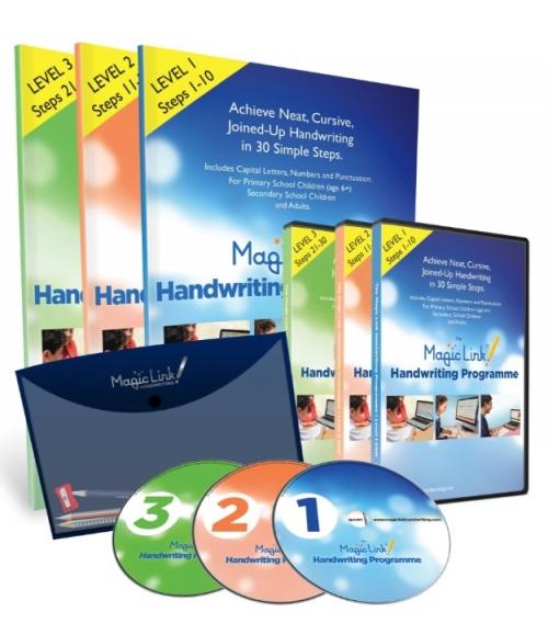 Magic Link Handwriting Programme