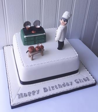 Aga and Chef