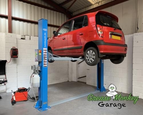 Grease Monkey Garage Cheddar