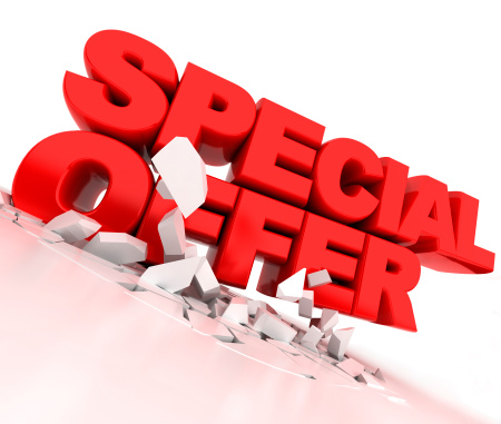 DWLG Promotional Offers