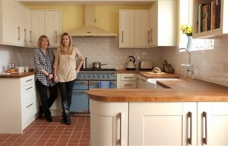 Tiverton kitchen