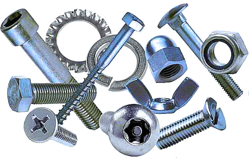 Nuts, Bolts, Screws & Other Fixings