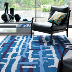 Blue / Teal Rugs