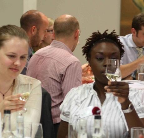 Corporate Wine Tasting Event