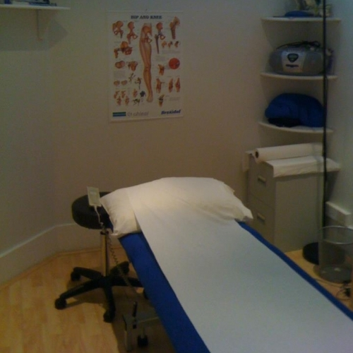 One of my treatment rooms