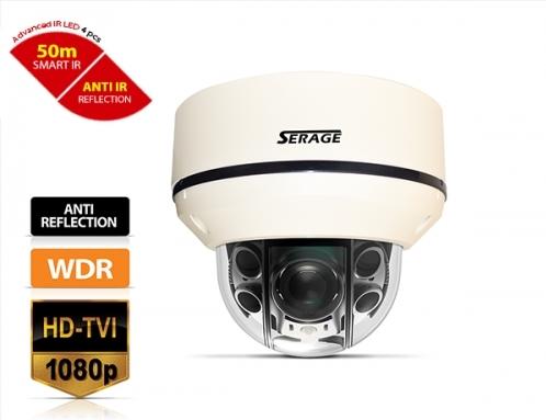 Srtvivdpro Hi Power Led Vandal Dome Camera
