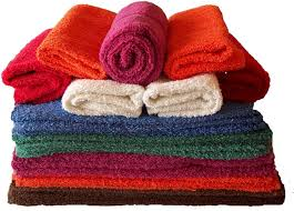 Towels and Bath robs