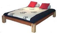 Shogun Double Futon Bed Frame