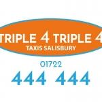 Triple 4 Triple 4 Taxis Salisbury