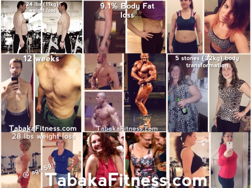 Body Transformation Package