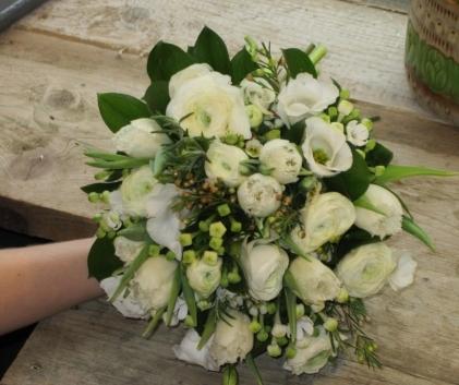 Ranunculus Wedding