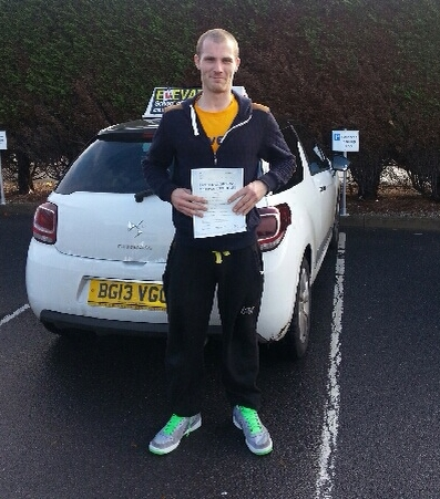 Driving lessons in Nottingham at Elevate Driving School