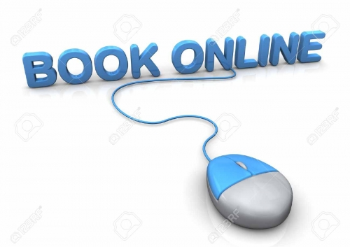 Fast, simple and secure online booking.,