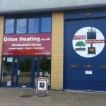 Orion Heating - Wood Burning Stoves & Gas Fires