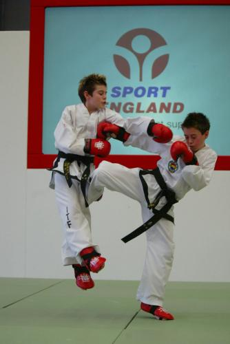 England Taekwon-Do Juniors