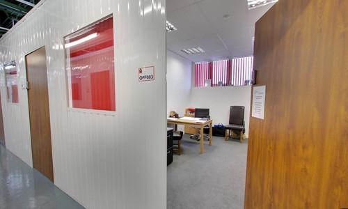 Big Padlock Office