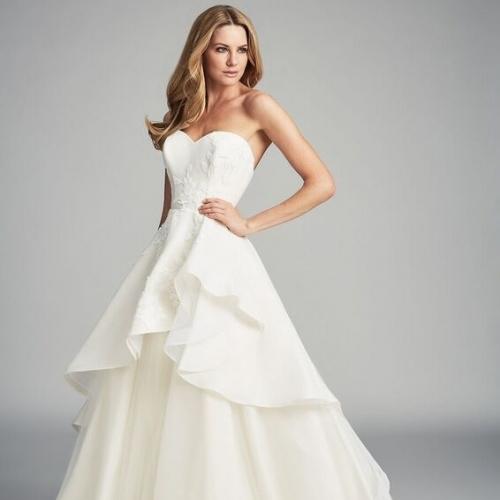 Exclusive to TDR Bridal - Caroline Castigliano