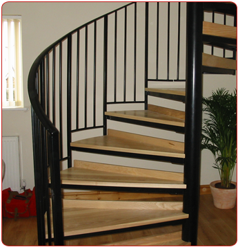 Staircase Design Worcestershire, UK