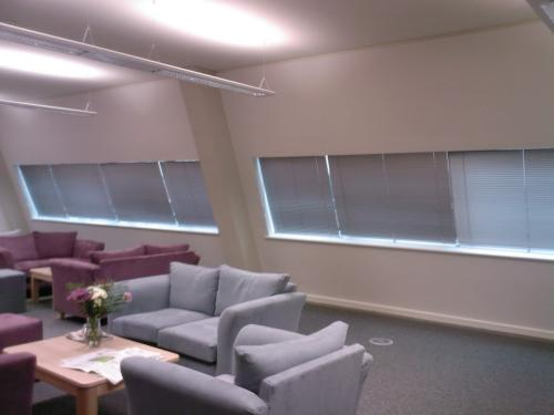 Specialist Blinds at The University of Nottingham
