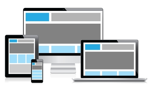 Responsive Web Design Layouts DjH Network Web Design South Shields