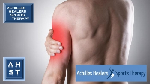 Bicep, Tricep, Deltoid and Nerve Pain in the Arm - treatments available 07825441744 www.ahst.co.uk