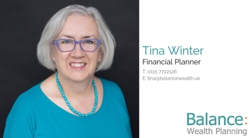 Tina Winter, Financial Planner