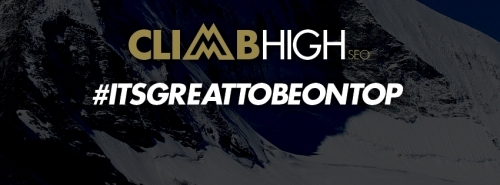 Climb High SEO Catchphrase: Its Great to Be On Top
